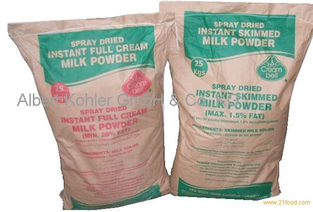 Copy of Skimmed Milk Powder