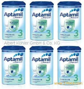 Aptamil 3 Infant Milk Powder