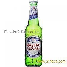 Peroni Nastro Azzurro 24 x 330ml Bottles