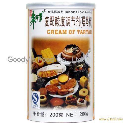 cream of tartar high performance(200g) Master Chu