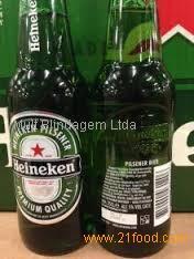 HEINEKENS BEER/KRONENBOURG BEER 1664 BLANC/BECKS BEER