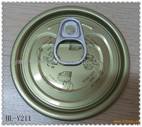 #211-New TFS Full Open Lid For Can Food