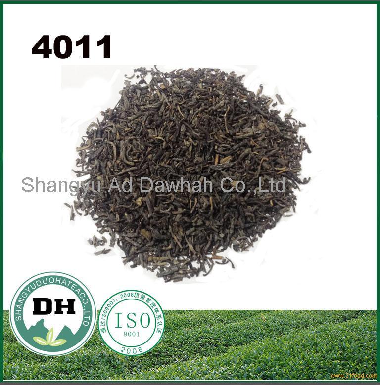 chunmee tea export to Algeria market