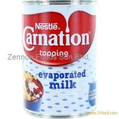 Carnation Light Evaporated Milk products,Malaysia ...