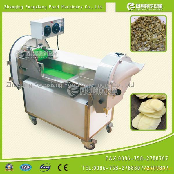 dice vegetables machine