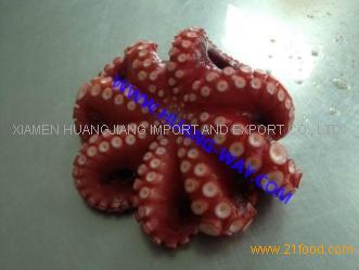 Octopus Ball Type/Flower Type Whole Clean