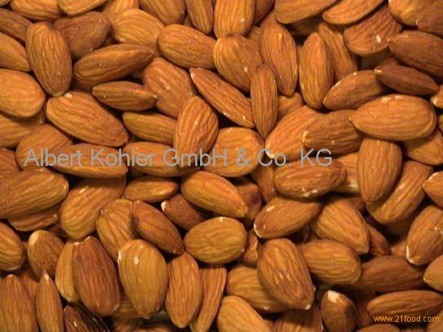 Top Quality Almond Nuts, Grade A Almond Nuts
