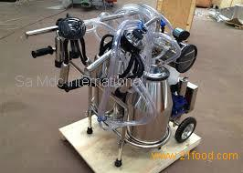 Solar Mobile Milking Machine