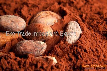 Cocoa seed, Cocoa Powder, Alkalized Cocoa powder