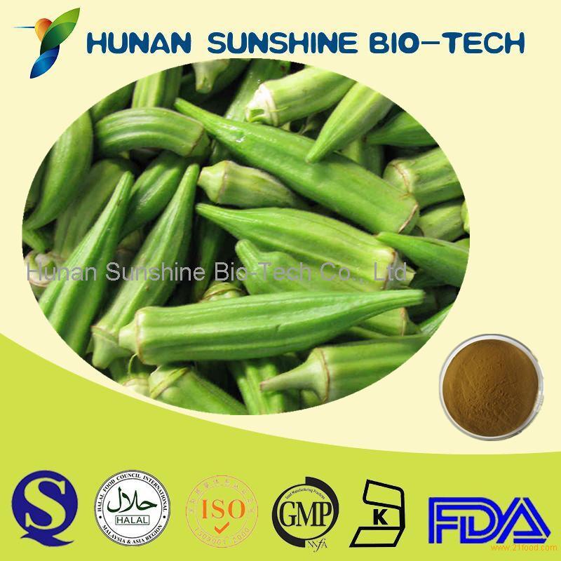Plant viagra okra powder products china plant viagra okra