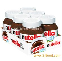 Ferrero Nutella Chocolate Cream 350g 400g 600g 750g 800g with Multi Language text available