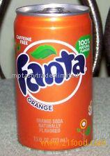 Fanta All Flavours & Sizes