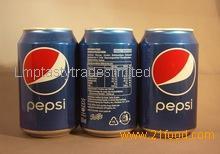 PEPSI CAN 330ML/PEPSI COLA 330ML CAN