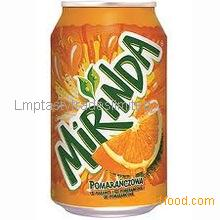 Fresh Mirinda Orange 330ML