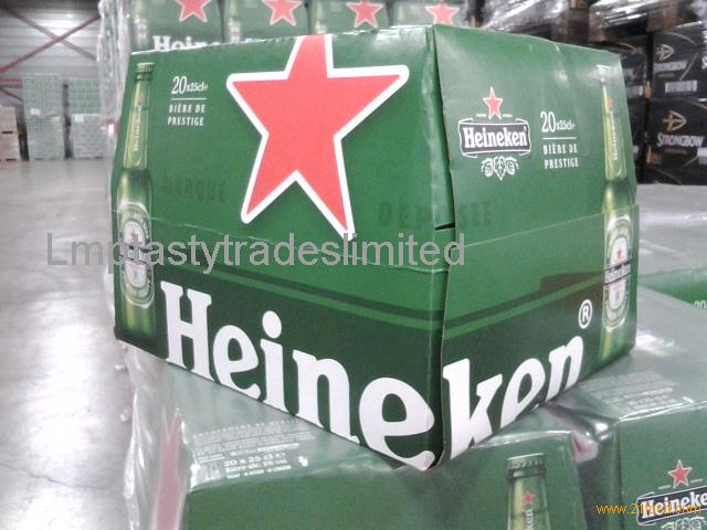 Heneiken Lager Beer 330ml Cans Available For China