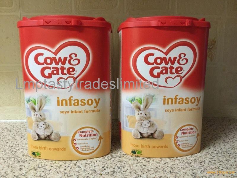 COW & GATE INFANT MILK POWDER (UK)