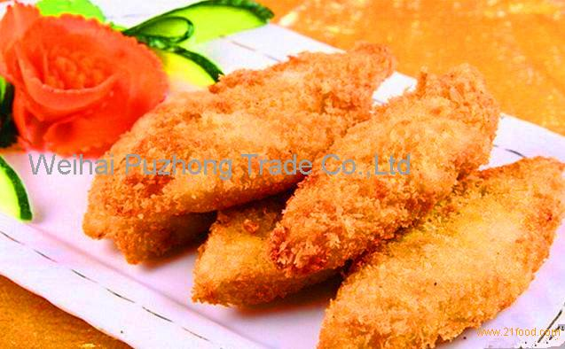 Frozen breaded fish fillet cod fillet products china for How to freeze fish fillets