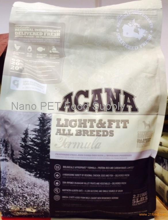 Acana Light And Fit Dry Dogs Food Products Ukraine Acana