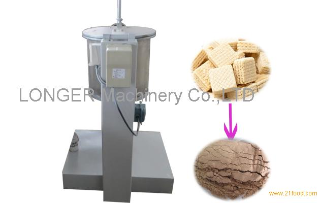 Hot Sell Wafer Biscuit Grinding Machine