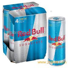 Red Bull Sugar Free for sale
