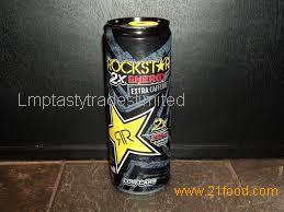 Rockstar Energy Drink 250ml, 473ml , 500ml