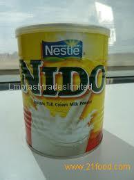 Nido Fortified Full Cream Milk Powder