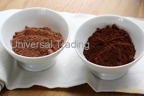 Alkalized COCOA POWDER for sell
