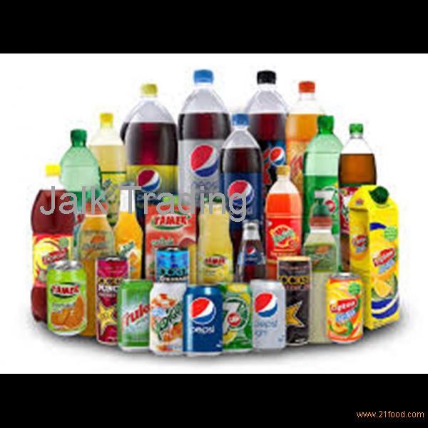SOFT DRINK ,LIPTON ICE TEA, PEPSI COLA , FANTA, SCHWEPPES CITRUS MIX,DR PEPPER,ORANGINA,