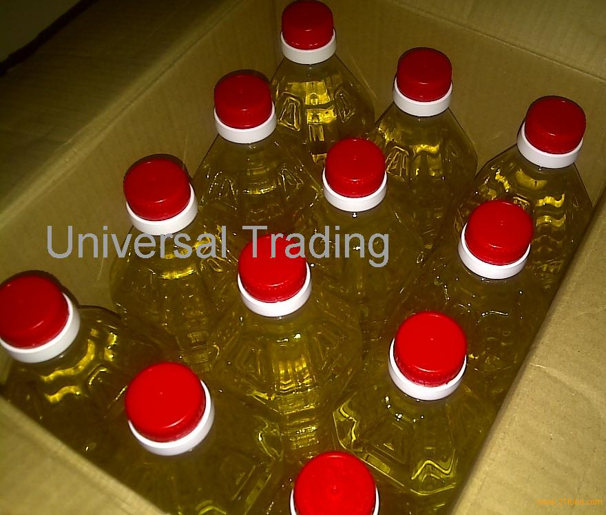 REFINED SUNFLOWER OIL for sales