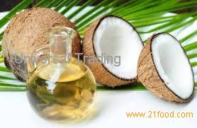 VIRGIN COCONUT OIL for sell