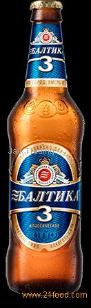 Baltika Alcohol-Free & Non-alcoholic drinks
