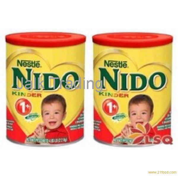 PREMIUM QUALITY RED CAP NIDO/NESTLE NIDO KINDER 1+ TODDLER FORMULA