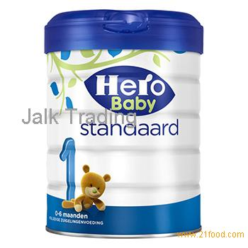 HERO BABY INFANT MILK POWDER ALL STAGES