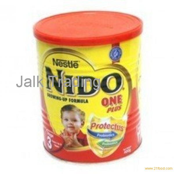 NESTLE NIDO KINDER 1+ TODDLER FORMULA