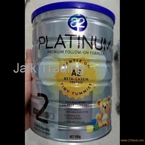 A2 PLATINUM PREMIUM FOLLOW-ON FORMULA (900G) (STAGE 2) INFANT BABY A2 INFANT FORMULA STAGE 1,2,3