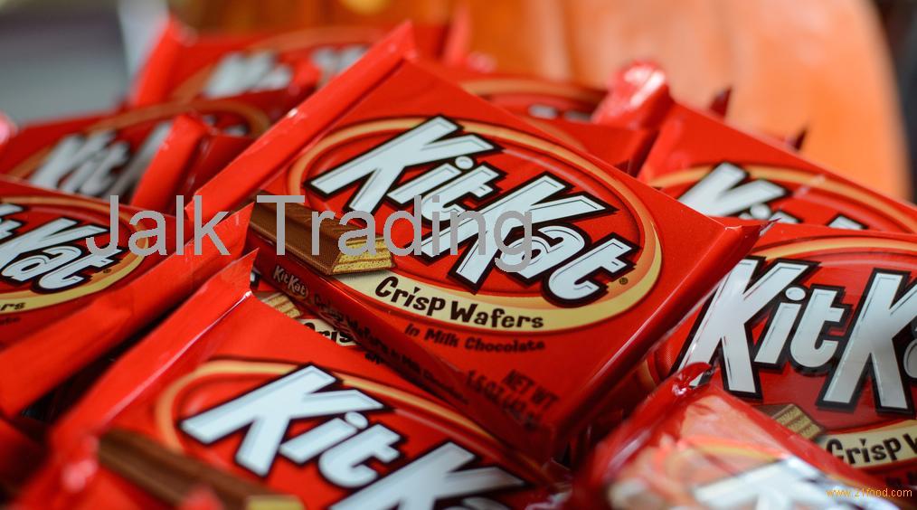 NESTLE'S KITKAT CHOCOLATE