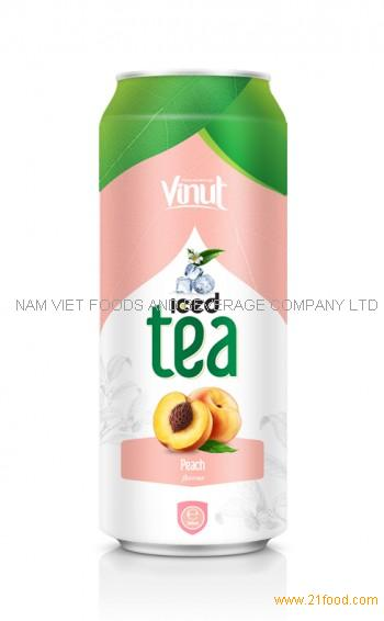 500ml Iced Tea Peach Flavour