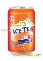 330ml Flavour Apple Refresh Soft Drink