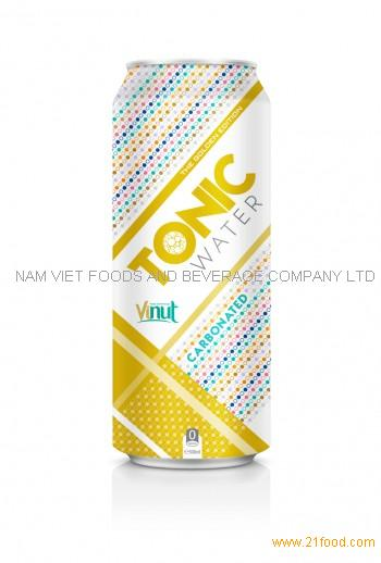 500ml Golden Edition Tonic Water Carbonated