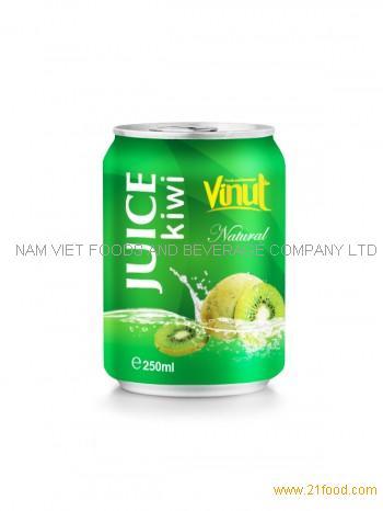 250ml Natural Kiwi juice