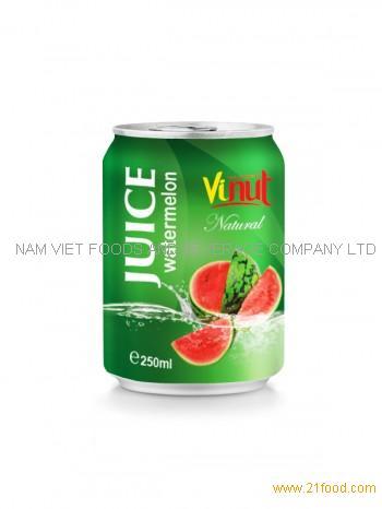 250ml Natural Watermelon Juice