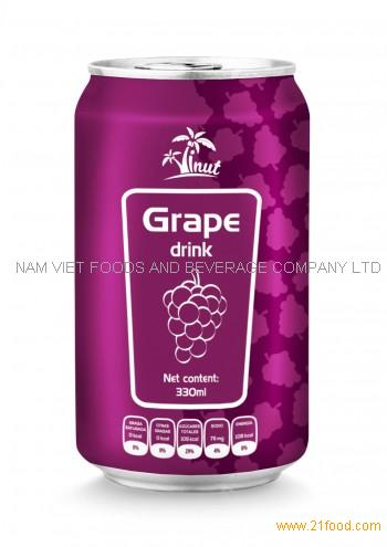 330ml Grape drink