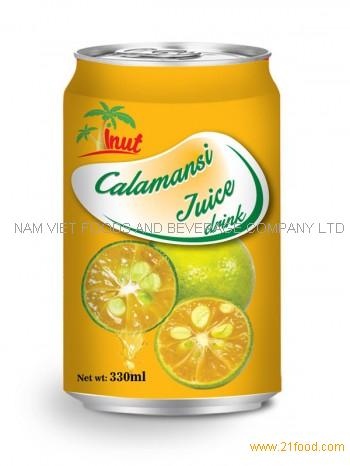 330ml Calamansi Juice Drink