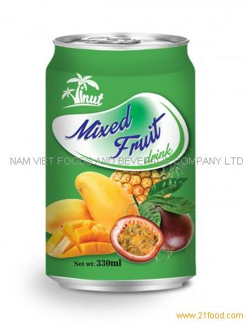 330ml Mixed Fruit Drink