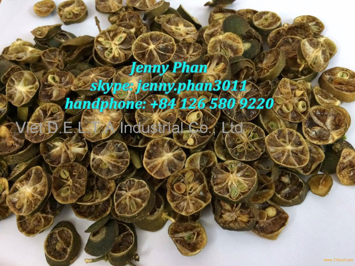 Food Quality Dried Lime Slices
