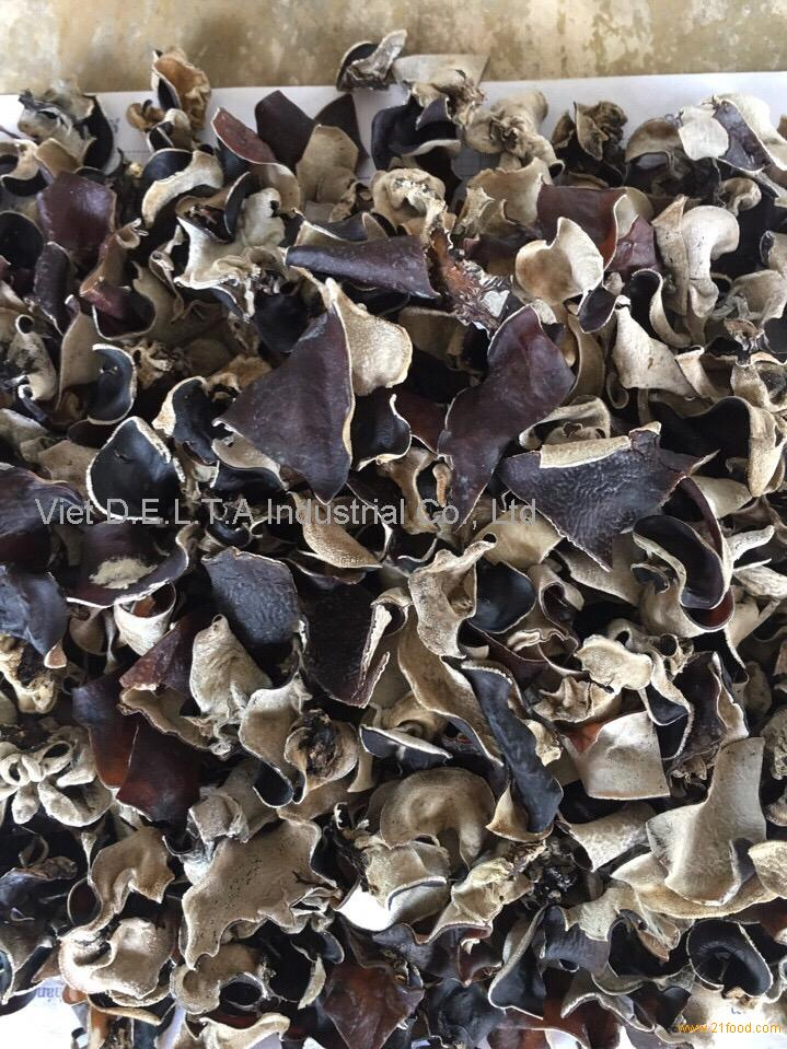black fungus for salad 2 x 2 cm