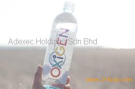 OXiGEN Water & Shot