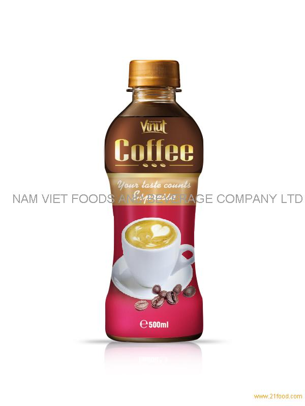 500ml Espresso coffee