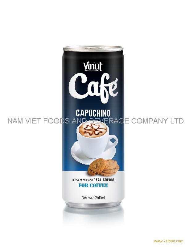 250ml Coffee Capuchino