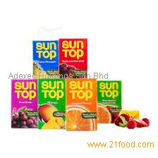Sun Top Juice 250ml
